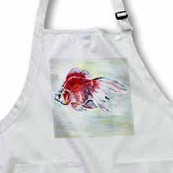 Fish Ryukin Goldfish Apron