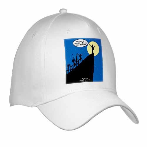 Luke 4-21-30 - A Cliffhanger Cap