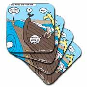Noah Meets Moses  Coaster