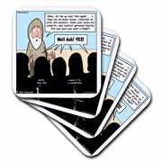1st Samuel 8 1 22 What Could Go Wrong Bible kings people problems Coaster