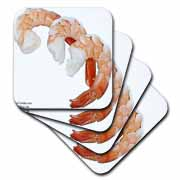 Boiled Shrimp Coaster