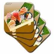 Mixed Sashimi II Coaster