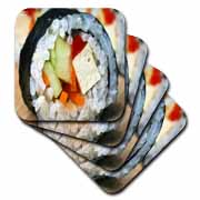 Tofu Veggie Roll Coaster