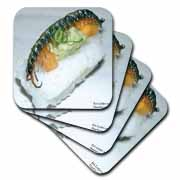 Caterpillar Sushi Coaster