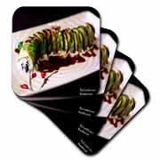 Caterpillar Sushi II Coaster