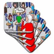 Ventriloquism University  Coaster