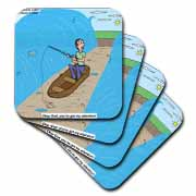 Fishing with God Coaster