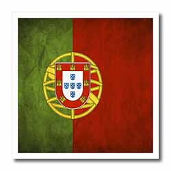 Portugal Flag Iron on Heat Transfer