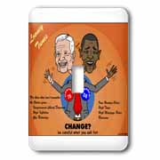 The problems with change ala Carter and Obama Light Switch Cover