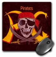 Pirates Mouse Pad