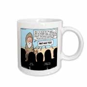1st Samuel 8 1 22 What Could Go Wrong Bible kings people problems Mug