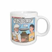 Ten Commandments, Origins Mug
