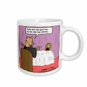 Funeral For A Cat with apologies to elton john Mug