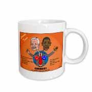 The problems with change ala Carter and Obama Mug