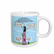 Mark 04-26-34 Jesus and the Beanstalk - Teaching Ad Lib Mug