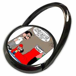 Sean Boley - Clever Child with very Large Christmas Stocking Phone Ring