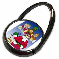 Larry Miller - Tribute to the Baby Jesus by the 3 Wisemen and Santa Phone Ring