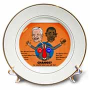 The problems with change ala Carter and Obama Plate