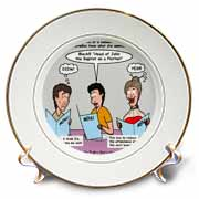 Mark 06-14-29 How To Get a Head in Life - Herodias and the Bad Menu Order Plate
