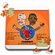 The problems with change ala Carter and Obama Puzzle