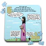 Mark 04-26-34 Jesus and the Beanstalk - Teaching Ad Lib Puzzle