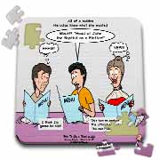 Mark 06-14-29 How To Get a Head in Life - Herodias and the Bad Menu Order Puzzle