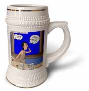 1st Samuel 3 1 20 Knock Knock Whos There Bible Gods Call knock knock joke Adam Eve temple Stein Mug