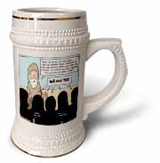 1st Samuel 8 1 22 What Could Go Wrong Bible kings people problems Stein Mug