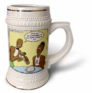 Cannibal Restaurant Stein Mug