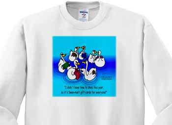Larry Miller - Swan-Mart Gift Cards Sweatshirt