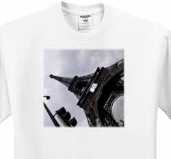 Paris France, Tour Eiffel T-Shirt