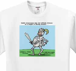Knight In Shining Armour Meats T-Shirt