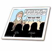 1st Samuel 8 1 22 What Could Go Wrong Bible kings people problems Tile
