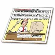 Ten Commandments 8 Dont Steal Tile