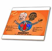The problems with change ala Carter and Obama Tile