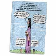 Mark 04-26-34 Jesus and the Beanstalk - Teaching Ad Lib Towel
