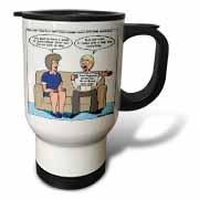 Sand Registry Travel Mug