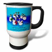 Larry Miller - Swan-Mart Gift Cards Travel Mug