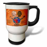 The problems with change ala Carter and Obama Travel Mug