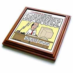 Ten Commandments 8 Dont Steal Trivet