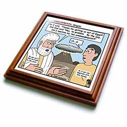 Ten Commandments, Origins Trivet