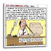Ten Commandments 8 Dont Steal Wall Clock