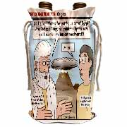 Ten Commandments, Origins Wine Bag