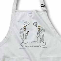 Heavenly Angels Question and Answer - Its All Good Apron