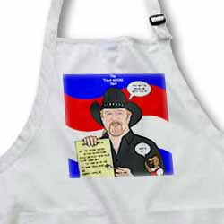 The Trace Adkins Diets Apron
