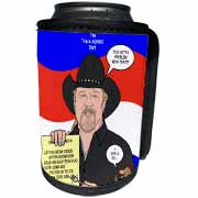 The Trace Adkins Diets Can Cooler Bottle Wrap