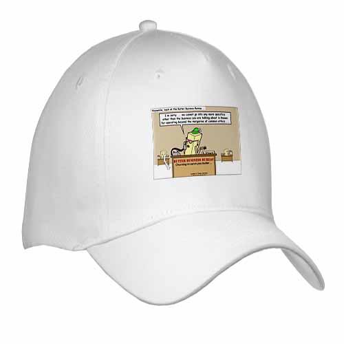 Butter Business Bureau Cap