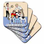 Pastor Team Building Ideas Coaster