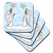 Heavenly Angels Question and Answer - Its All Good Coaster