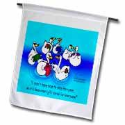 Larry Miller - Swan-Mart Gift Cards Flag
